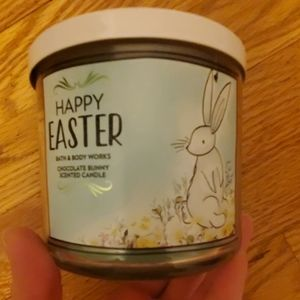 Bath and Body Works Happy Easter Chocolate candle